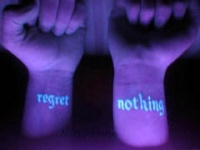 uv black light tattoo